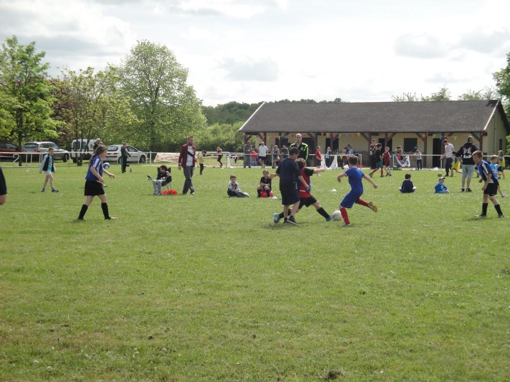 Football intercentres 2